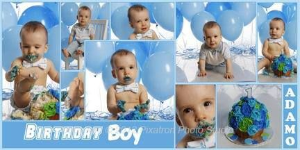 1st Birthday Cash Smash outfits: include tie or bow tie, party hat and diaper cover! For boys or girls!