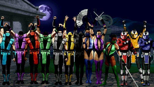 Mortal Kombat X / Characters - TV Tropes