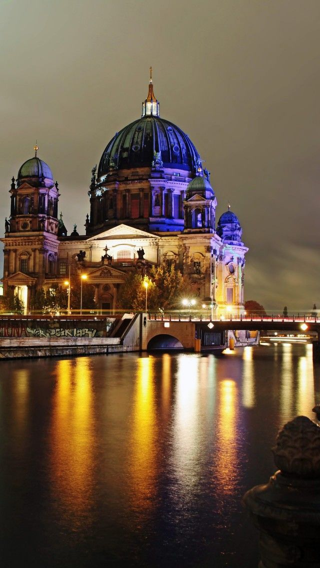 ღღ Berliner Dom ~ Berlin Cathedral, Germany