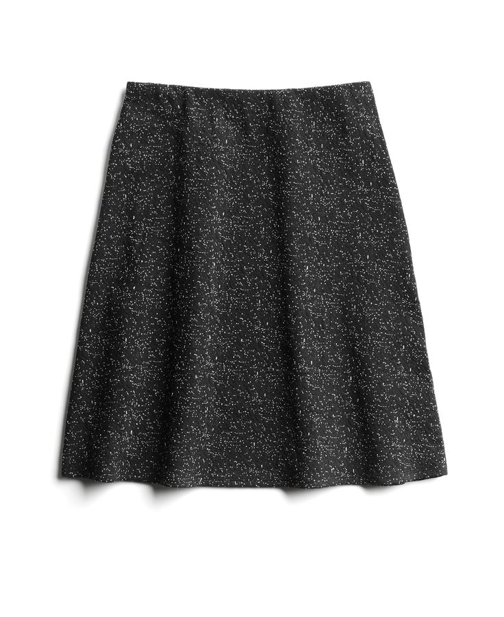 Winter Stylist picks: Knit A-line skirt