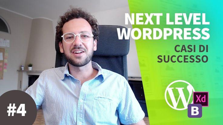 News Videos & more -  Creare un Tema Wordpress dal Design al Codice con Bootstrap NLW#4  - Casi di successo #Music #Videos #News