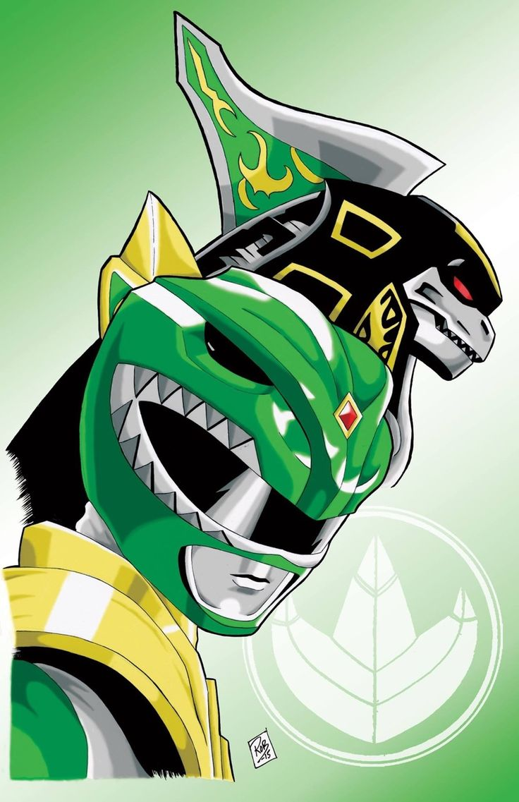 green ranger | Tumblr