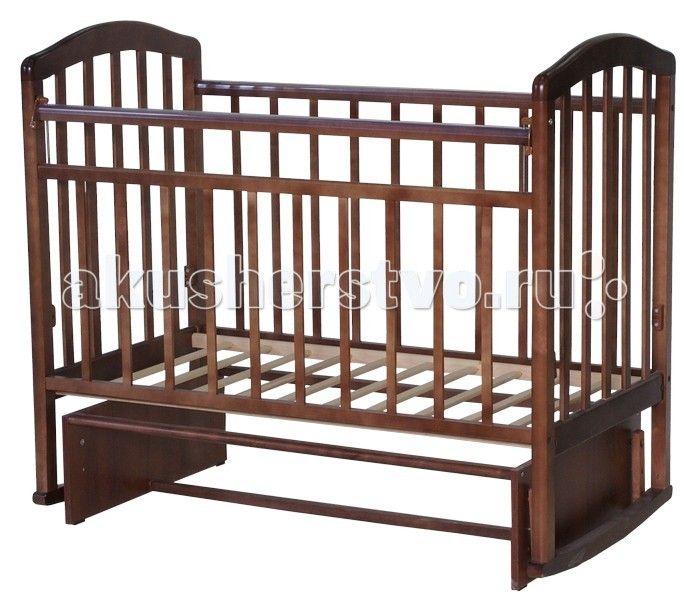 Детская кроватка Антел Алита 3 (маятник поперечный)