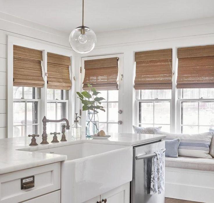 34 cozy farmhouse window style design ideas rustic