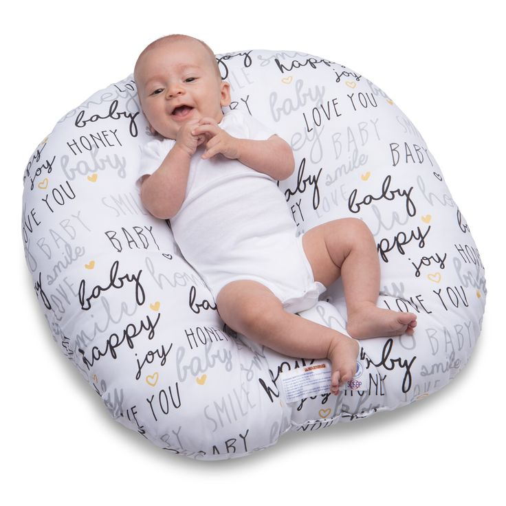 Boppy Hello Baby Newborn Nursing Pillow And Positioner