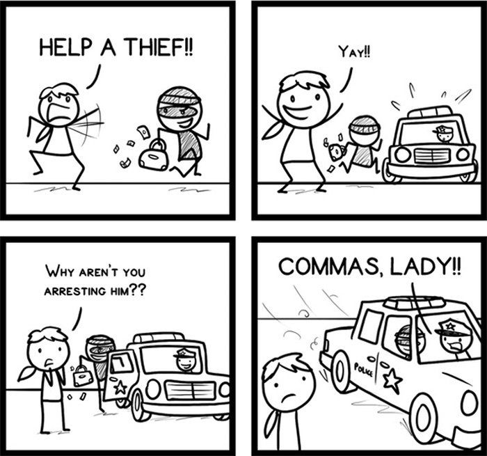 8 Grammar Jokes To Start Your Day Off Right | 101 Books