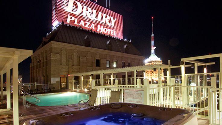 Drury Plaza Hotel Riverwalk : Hotels Near San Antonio River Walk : TravelChannel.com