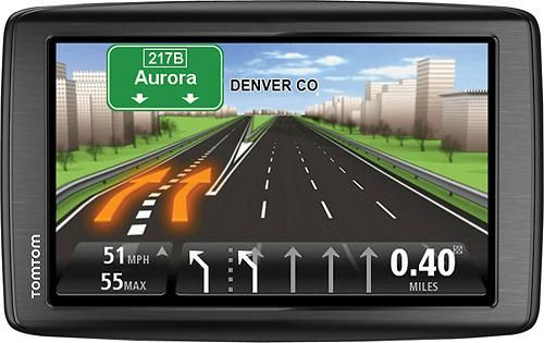 Preloaded base map coverage of the U.S., Canada, Mexico and Puerto Rico; 6in color touch-screen display; text-to-speech voice guidance; lifetime traffic updates More Details