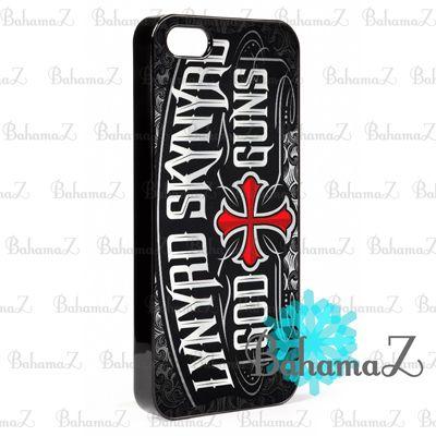 New Rare Lynyrd Skynyrd iPhone 5 5S Case | Bahamaz - Accessories on ArtFire