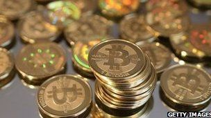 Oh dear! Visual representation of bitcoins