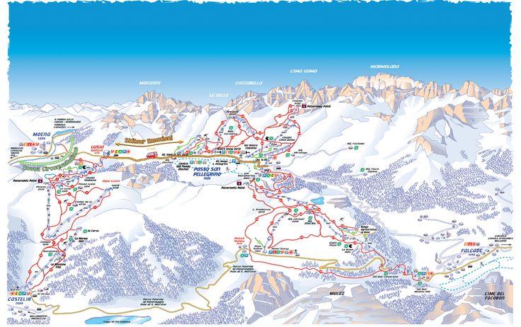 Cestovní kancelář Propago s.r.o. | Pobytová místa - Zimní rekreace - Itálie - Residence Sussy Falcade