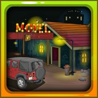 THE CIRCLE- HIGHWAY MOTEL ESCAPE: In this level you have to find all necessary things solve the riddle and hint to break the fence of dark soul from the highway motel and trapping it inside the Angel and also gets a clue about the next location. Have fulfillment while playing escape games.  Play This Game  PY