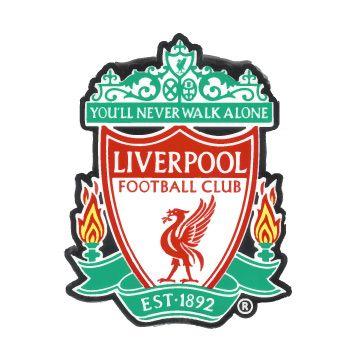 0cdaebe0c Official Liverpool FC Crest Car Badge