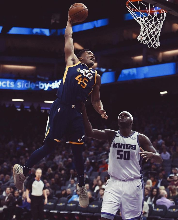 Donovan Mitchell is not normal
