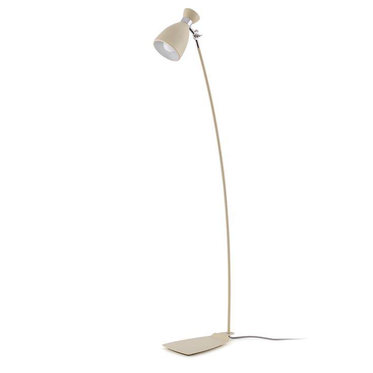 RETRO Beige floor lamp