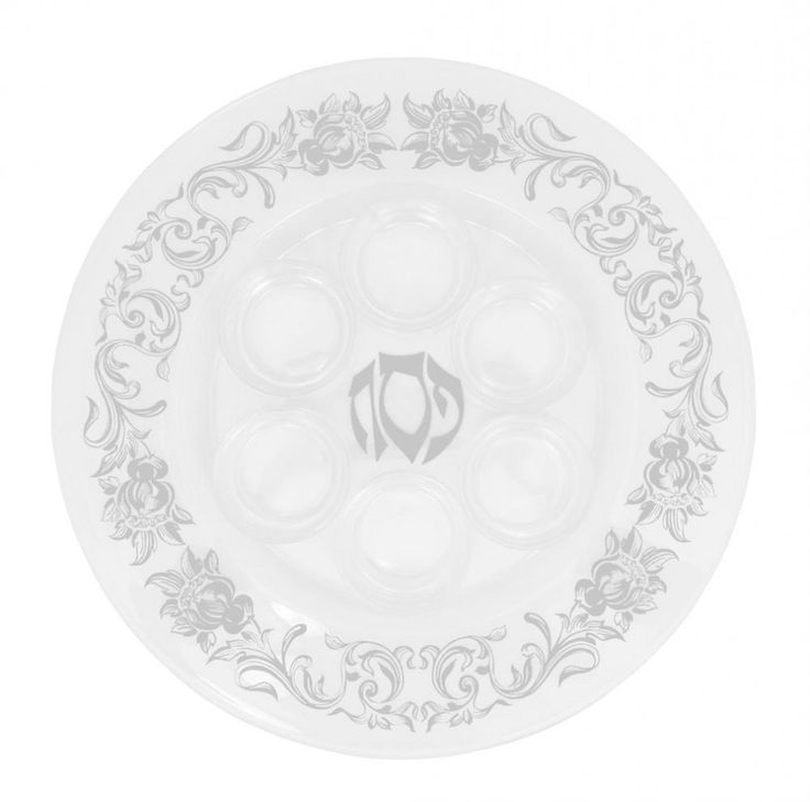 Passover Seder Plate Disposable Seder Plates For Your Large Seder Meal. Each Seder Plate For Sale Includes Six Spaces For All Of The Seder Meal Foods.  sc 1 st  Pinterest & 1238 best Pessach images on Pinterest | Passover recipes Jewish ...