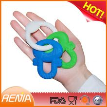 RENJIA sophie giraffe teether teething gel teethers