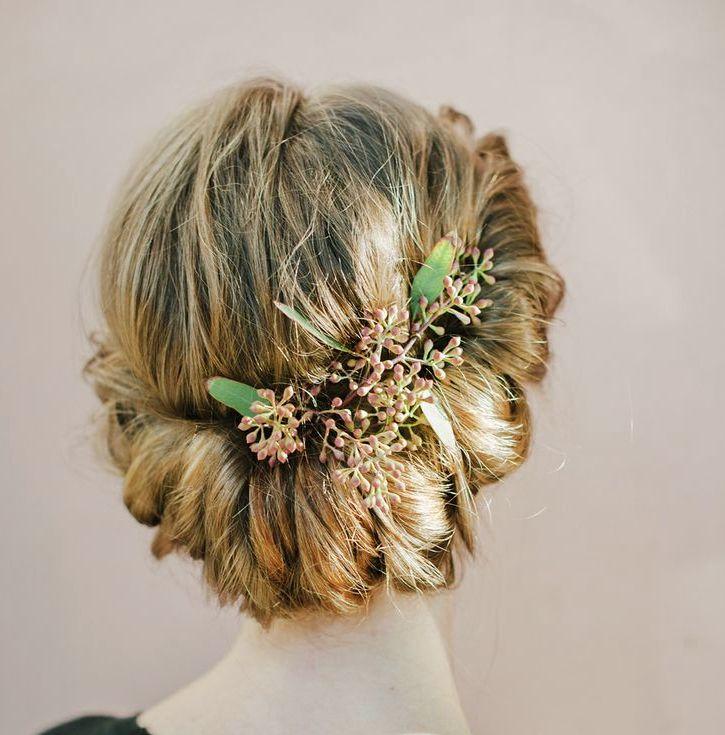 Creative and Elegant Wedding Hairstyles for Long Hair - MODwedding