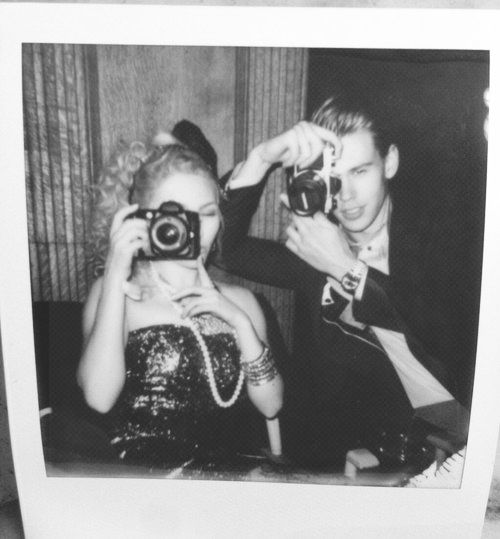 Carrie Bradshaw, Sebastian Kydd of The Carrie Diaries