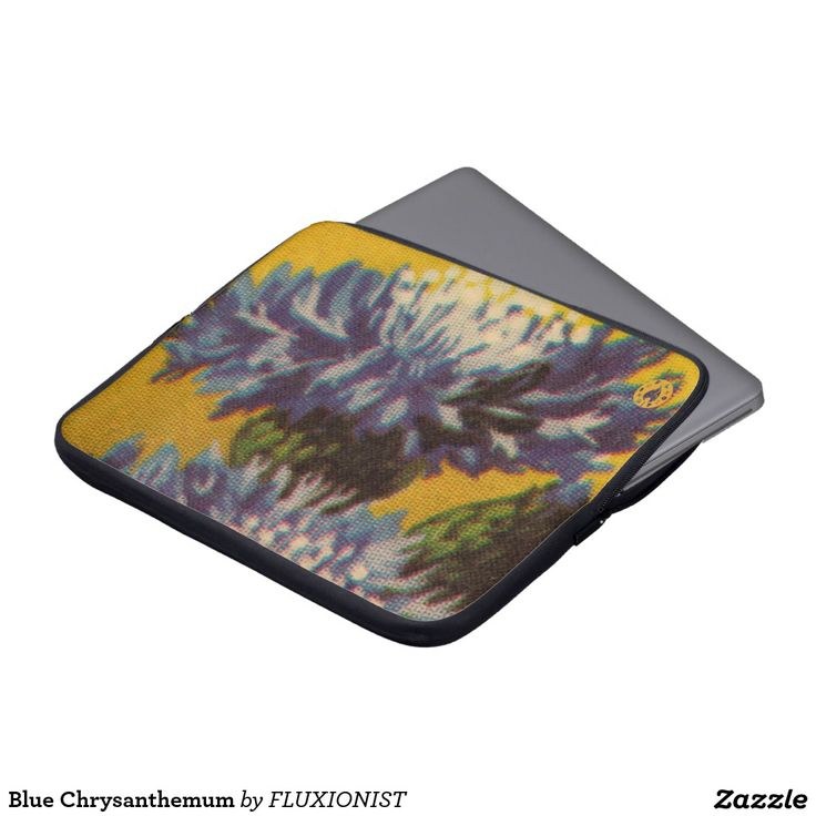 afaik for the next few days you can get this and other laptop sleeves half price with the code LOVEZGIFTS50 –> Blue Chrysanthemum Computer Sleeve - $30.00 Made by FUJIFILM / Design: Fluxionist