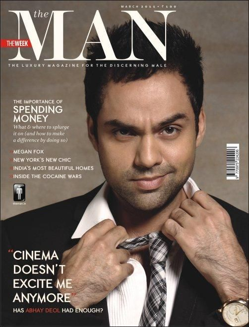 Abhay Deol: The quirkiness
