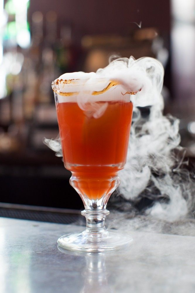 79 best dry ice cocktails images on pinterest drink drinks and dry ice - Cocktail d halloween ...