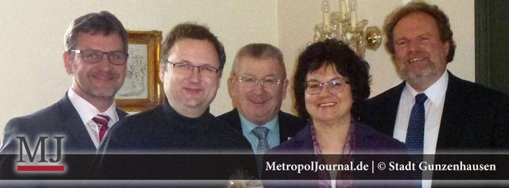 (AN) Silberne Gedenkmünze der Hochschule Ansbach für Martin Hetzner - http://metropoljournal.de/?p=8703
