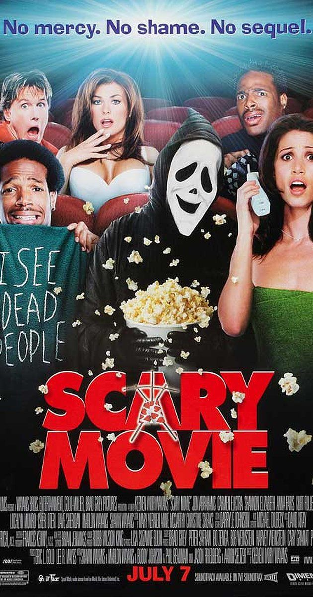 Scary movie 2 red dress 3 months