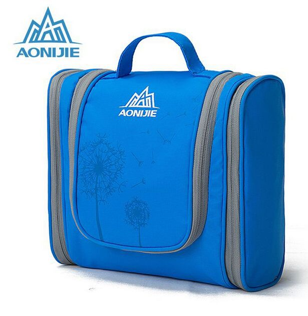 AONIJIE Hot Travel Hanging Cosmetic Bag travel organizer bag Large capacity Multifunction travel toiletry bag