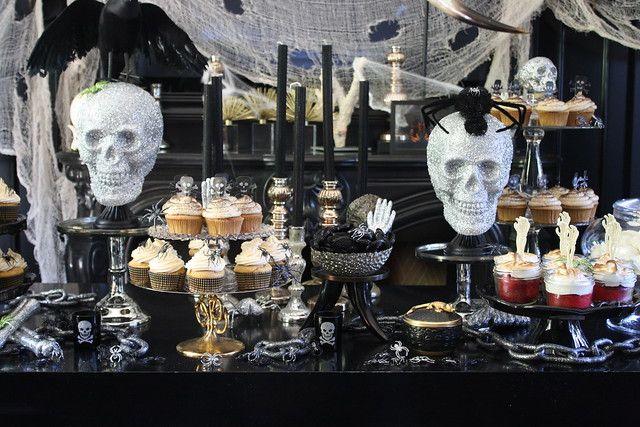 Halloween 2020 Christo Halloween Dessert Buffet   Heather Christo in 2020 | Halloween