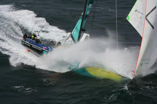 The Volvo Ocean Race
