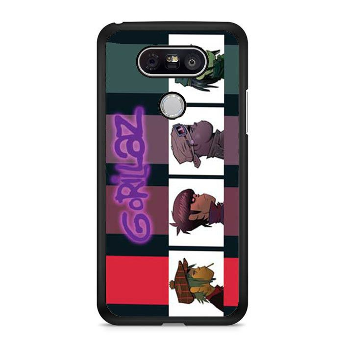 Gorillaz Demon Days Stripes LG G5 Case Dewantary