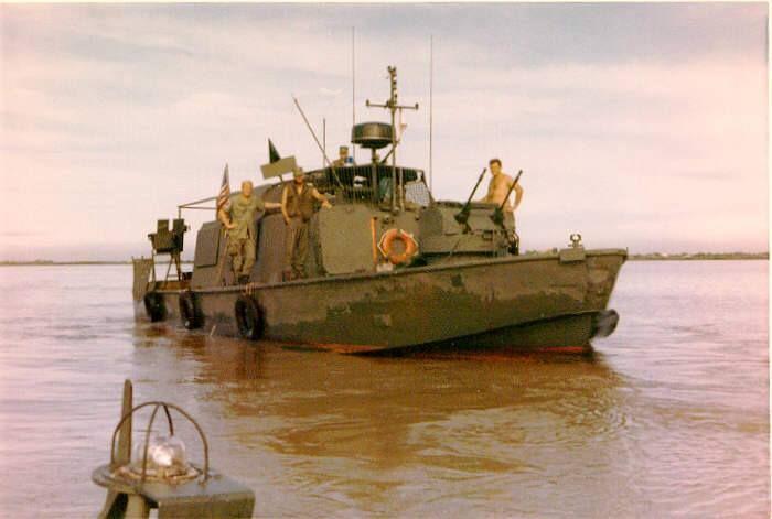 Brown Water Navy.