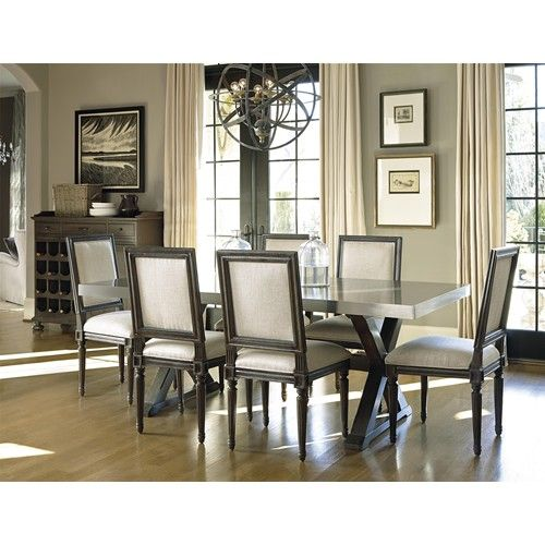 Shop For The Universal Curated Flatiron Table At Stoney Creek Furniture