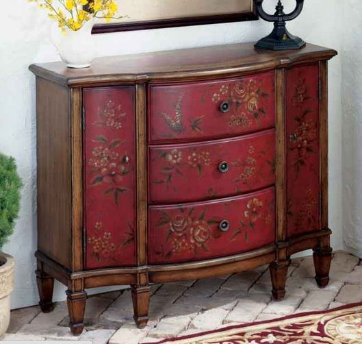 French Country Painted Furniture Pinterest Cabinets