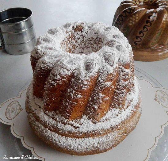 Une excellente recette du réputé kougelhopf d'Alsace! Vous pouvez réaliser cette recette les yeux fermés : c'est un délice au goûter!
