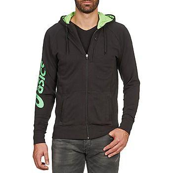 {60,00 € Κερδίστε 120 πόντους} νετο και μοδάτο αυτό το φούτερ σε μαύρο χρώμα. Ένα μοντέλο φτιαγμένο από βαμβάκι (60%) , εύκολο στο συνδυασμό στο πνεύμα της μάρκας Asics. Σπορ, στυλάτο και άνετο, το θέλουμε! Πληροφορίες :Τύπος κουμπώματος για ρούχα Κλείσιμο με φερμουάρ Σύνθεση:    Πολυεστέρας : 40%    Βαμβάκι : 60%