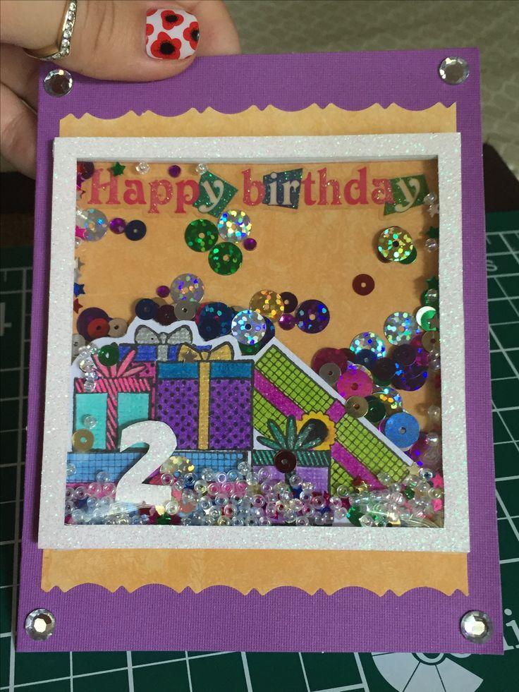Birthday card for my niece.