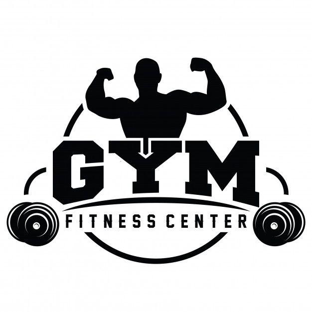Fitness And Gym Logo In 2021 Gym Logo Fitness Logo Design Gym