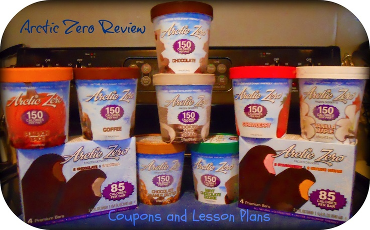 Coupons and Lesson Plans: Arctic Zero Review