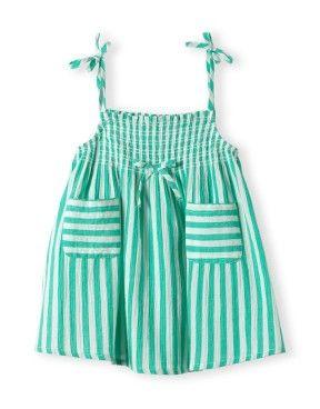 Stripe Pocket Dress | Woolworths.co.za