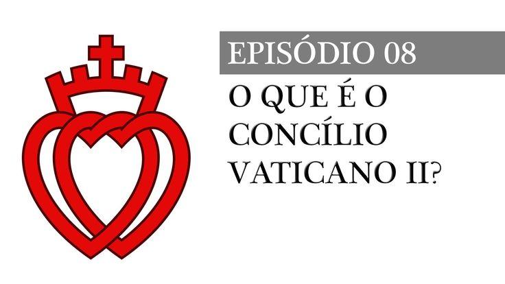 O que é o Concílio Vaticano II? (legendado)