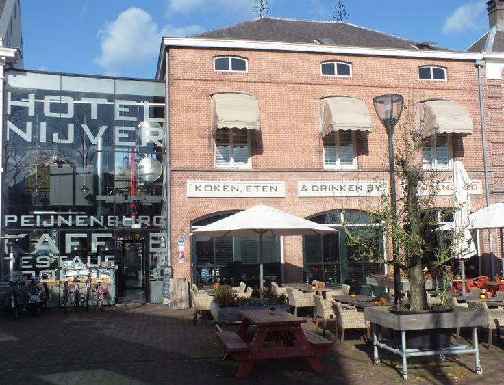 Voormalige Tramwegmaatschappij Eindhoven-Geldrop, waaraan textielfabrikant Vincent van den Heuvel een bijdrage heeft geleverd.