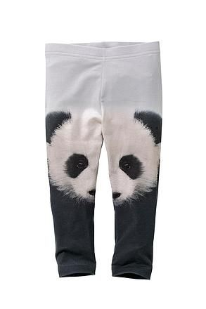 panda leggings - dearweeone.co