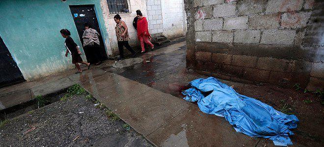 Εκεί που η ζωή δεν έχει καμία αξία: Στο Ελ Σαλβαδόρ σε τρεις μήνες έγιναν 794 δολοφονίες [ΕΙΚΟΝΕΣ]