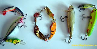 Pescuitul sportiv - mai presus de pasiune: Urătură pescărească - LA MULTI ANI 2017