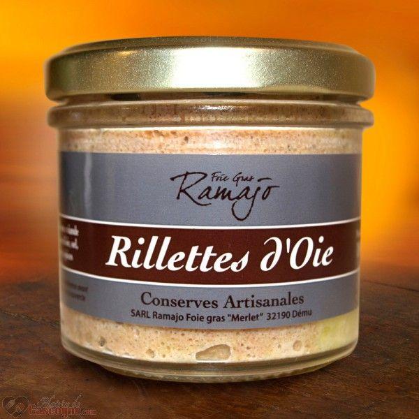 Les 52 meilleures images du tableau maison ramajo foie gras g siers confit sur pinterest - Rillettes d oie maison ...