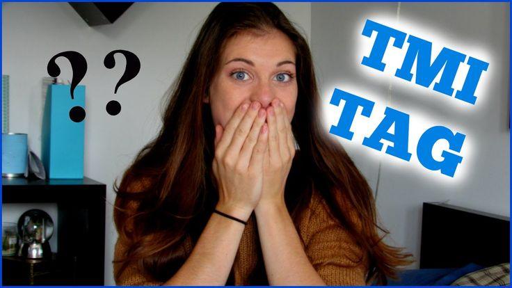 JE MET MA VIE SUR YOUTUBE?! | TMI TAG