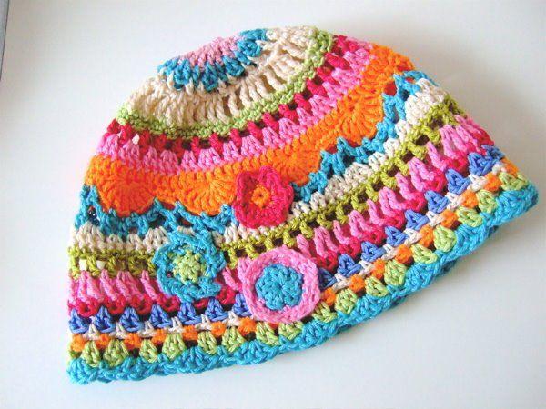 Beautiful Crochet pattern....free