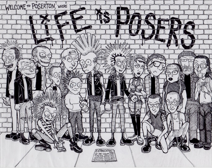 Life is Posers